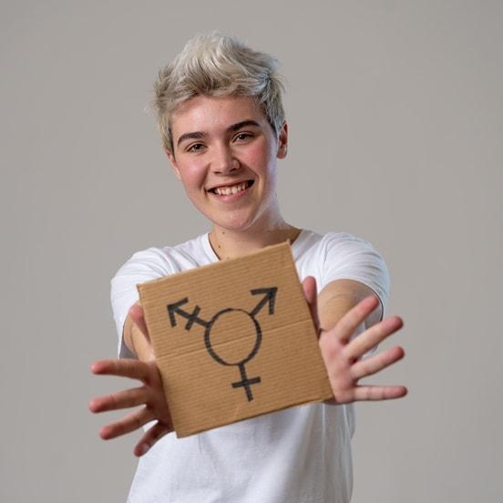 Feminisiert als mann